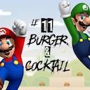logo Rupture Contrat - Le 11 Burger