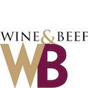 Logo Wine & Beef (Levrier)