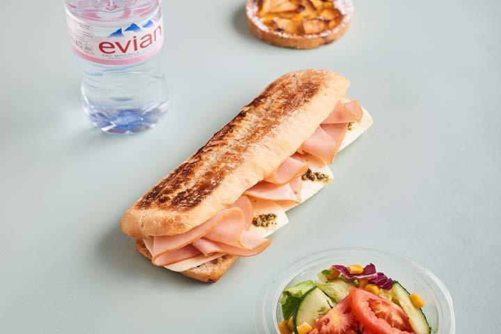 La maison du sandwich sandwichs in delivery smood - La maison du panini ...