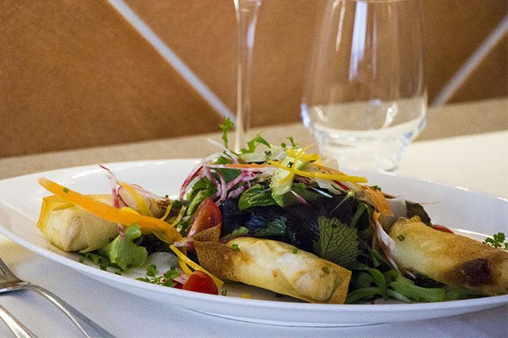 Grande Salade Cévenole Minuit Soleil