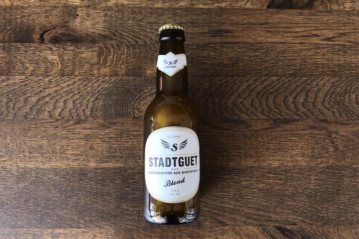 Stadtguet Blond - Lagerbier