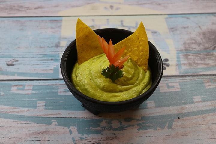 Portion Guacamole