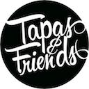 logo Tapas and Friends