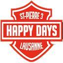 Logo Happy Days Steakhouse