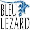 logo Bleu Lézard