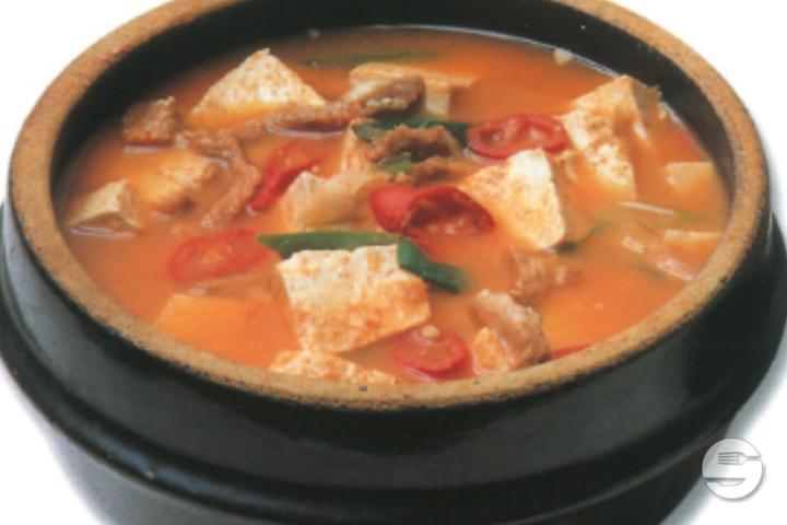Doenjang Suppe