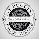 Logo MY PUCCINI TACOS BURGER GRILL