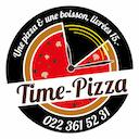 Logo Time Pizza