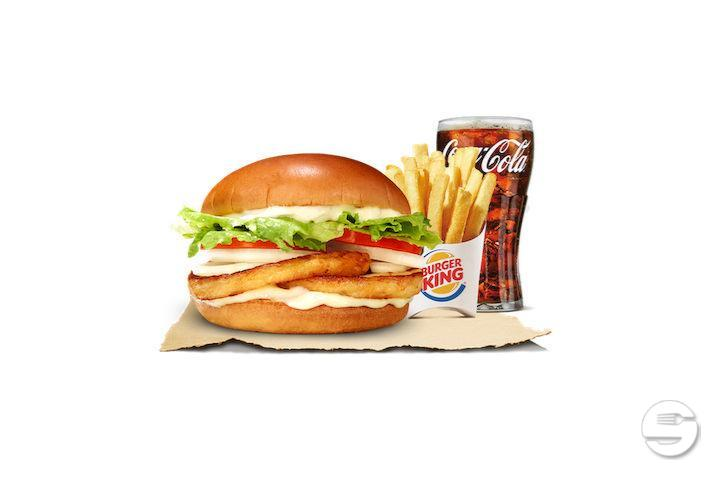 Carte Burger King Noumea.Burger King Delivery Of Whopper Long Chicken In Bale