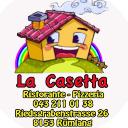 Logo La Casetta da Lorenzo Pascali