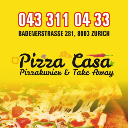 Logo Pizza Casa