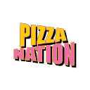 Logo Pizza Nation