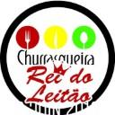Logo Churrasqueira Rei Do Leitao