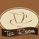 Logo Tea Room de Cressy