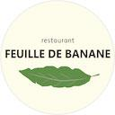 Logo Feuille de banane