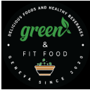 Logo Green & Fit Food