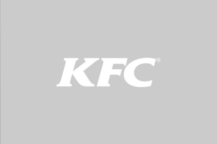Fire Zinger Burger - KFC - Kentucky Fried Chicken