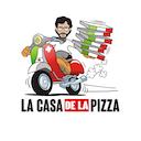 Logo La Casa de la Pizza