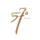 Logo 57° Grill - Château d'Ouchy