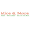 Logo Rice & More