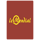 Logo Le Mondial Kebab