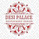 Logo Desi Palace