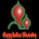 Logo Happy Indian